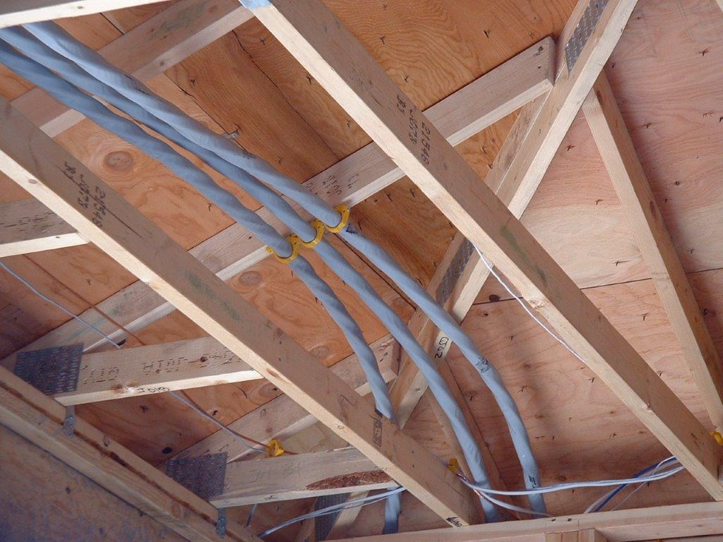 New Home Wiring Ideas
